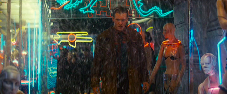 Look on your works, Deckard, and despair.