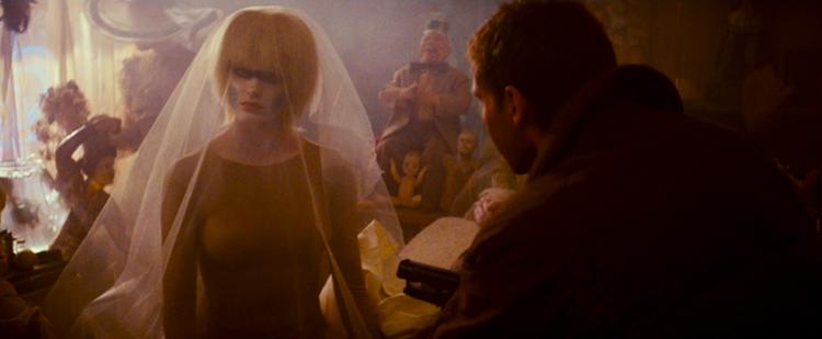 Pris and Deckard