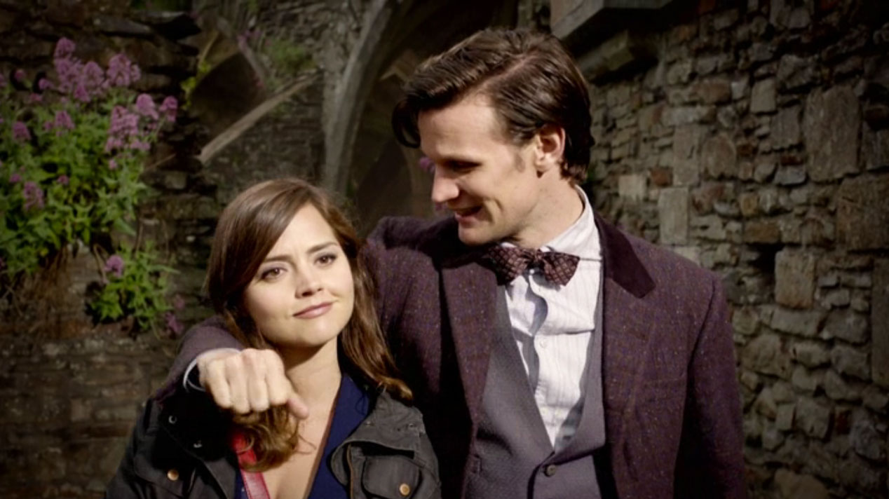 Clara-and-the-Doctor-in-HIDE