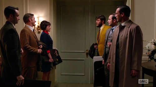 Cutler Gleason and Chaough vs. Sterling Cooper Draper Pryce