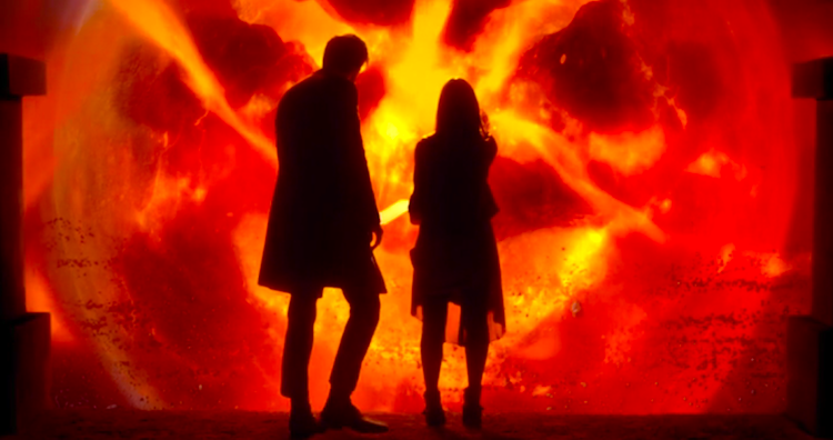 DOCTOR WHO 7x08 - The Rings of Akhaten