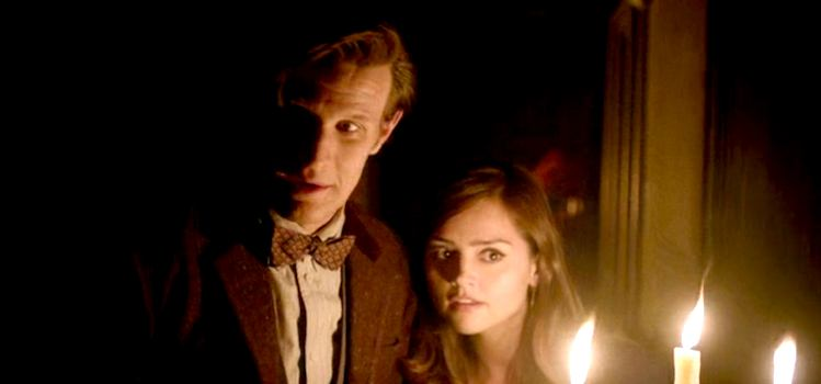 "DOCTOR WHO 7×09 – ""Hide"""