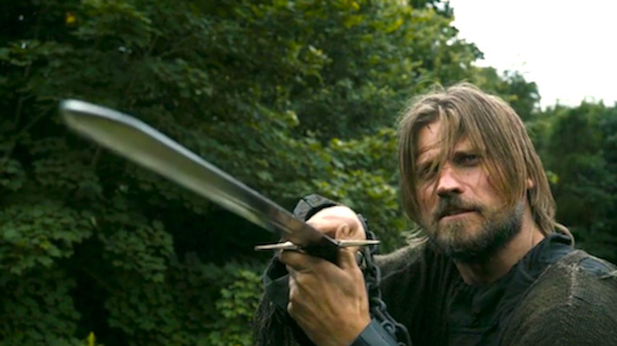 Jaime Lannister (Nikolaj Coster-Waldau) in GOT 302