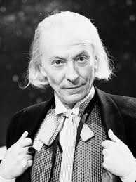 The First Doctor, William Hartnell