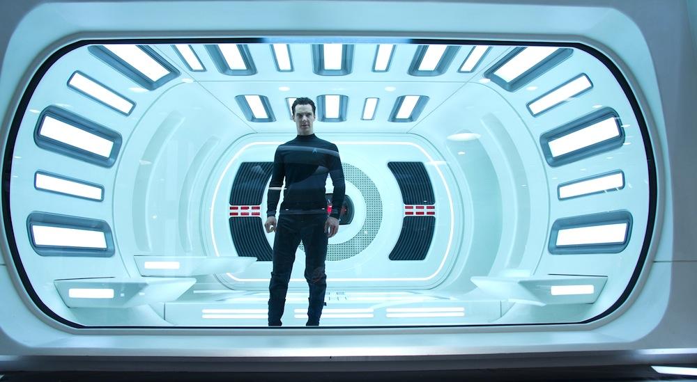 John Harrison (Benedict Cumberbatch)