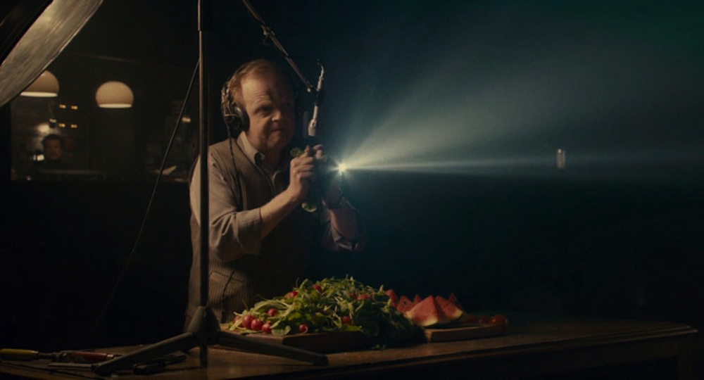 Toby Jones in BERBERIAN SOUND STUDIO