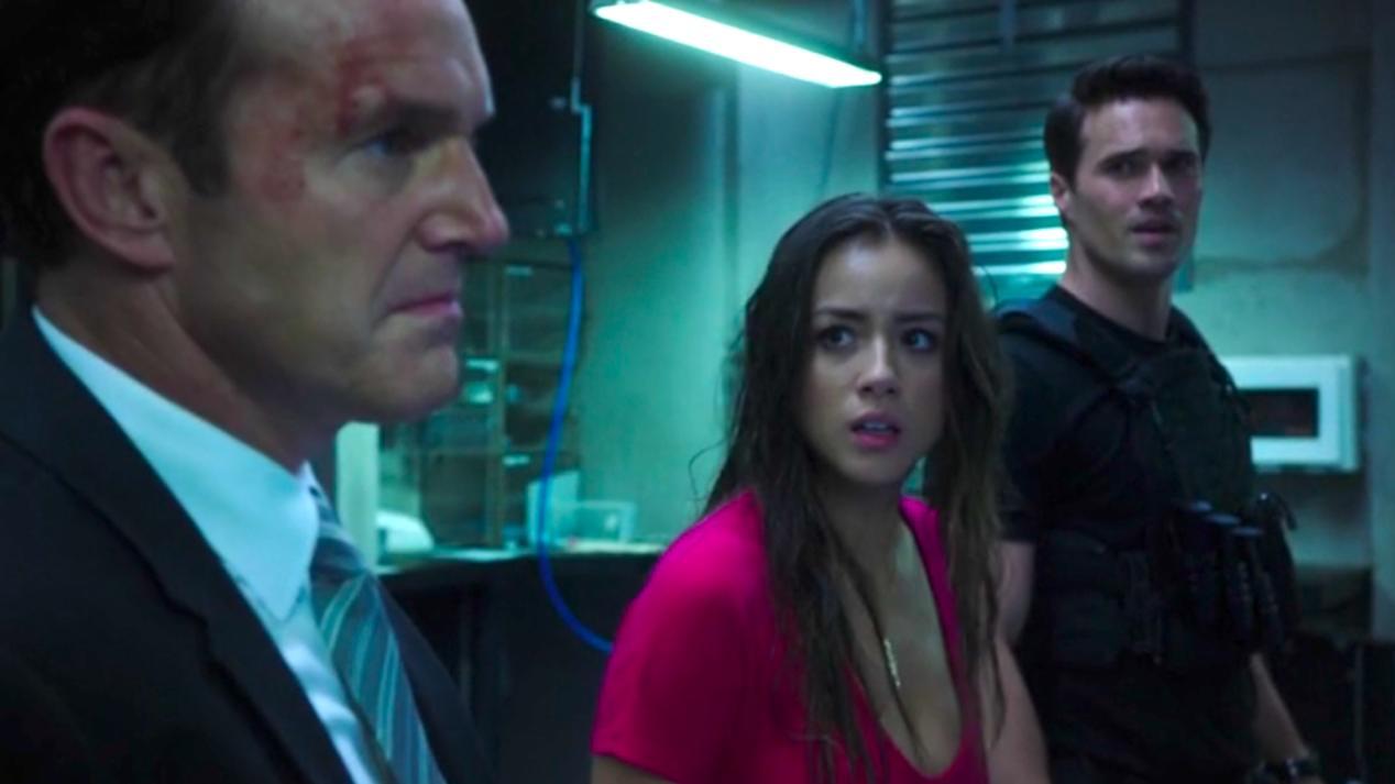 Coulson-Clark-Gregg-Skye-Chloe-Bennet-and-Ward-Brett-Dalton