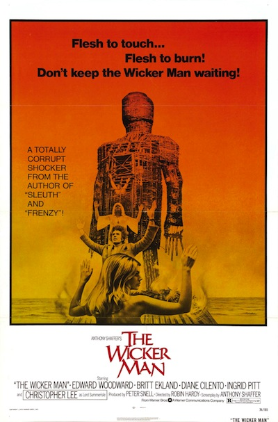 THE WICKER MAN (Poster)