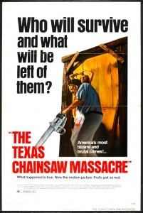 Texas Chain Saw Massacre Poster