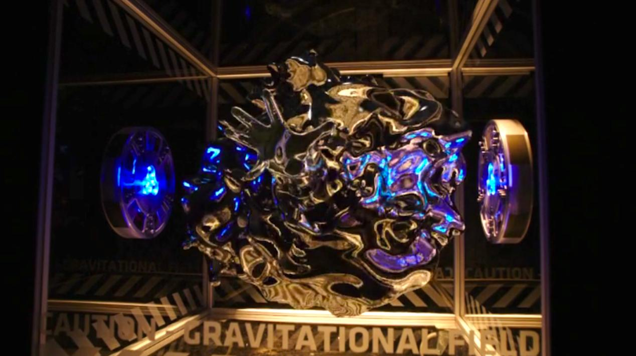 The-Secret-Origin-of-Graviton