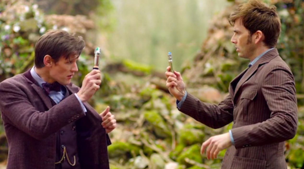 Matt-Smith-and-David-Tennant-in-The-Day-of-the-Doctor