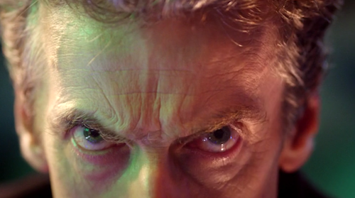 The Twefth Doctor (Peter Capaldi)