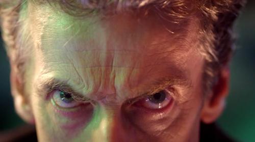 The Twefth Doctor (Peter Capaldi)