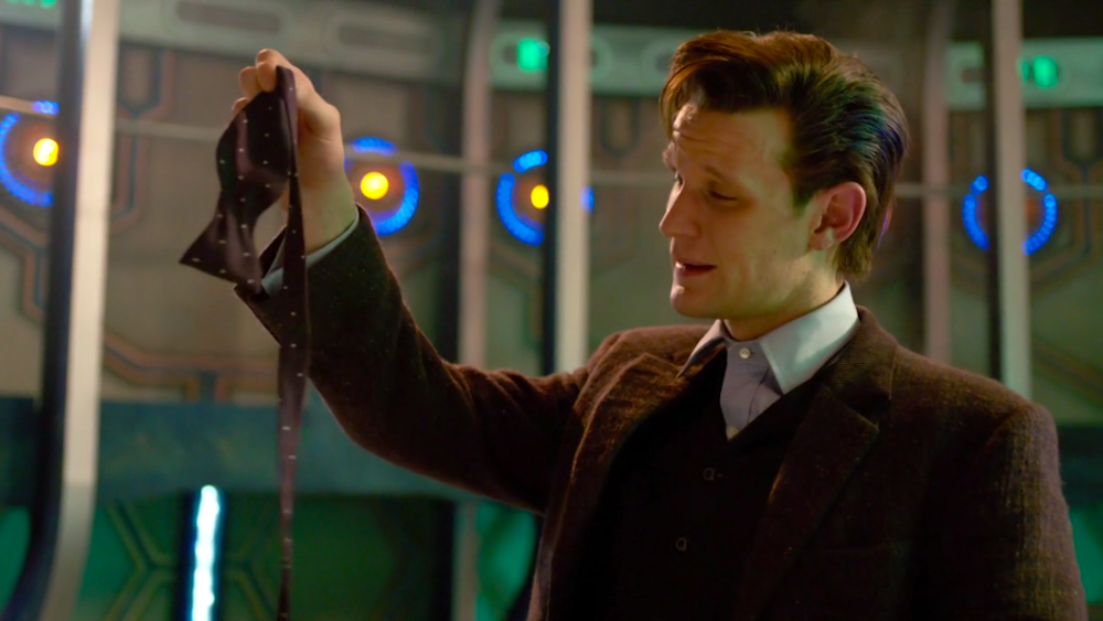 Bow Ties Are Cool Matt Smith Bow-ties are cool, but there