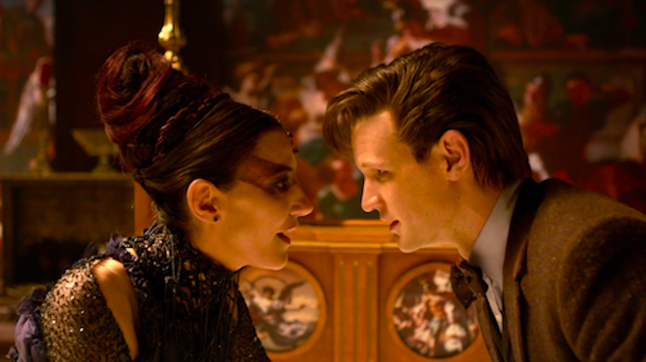 Orla-Brady-and-Matt-Smith-in-The-Time-of-the-Doctor