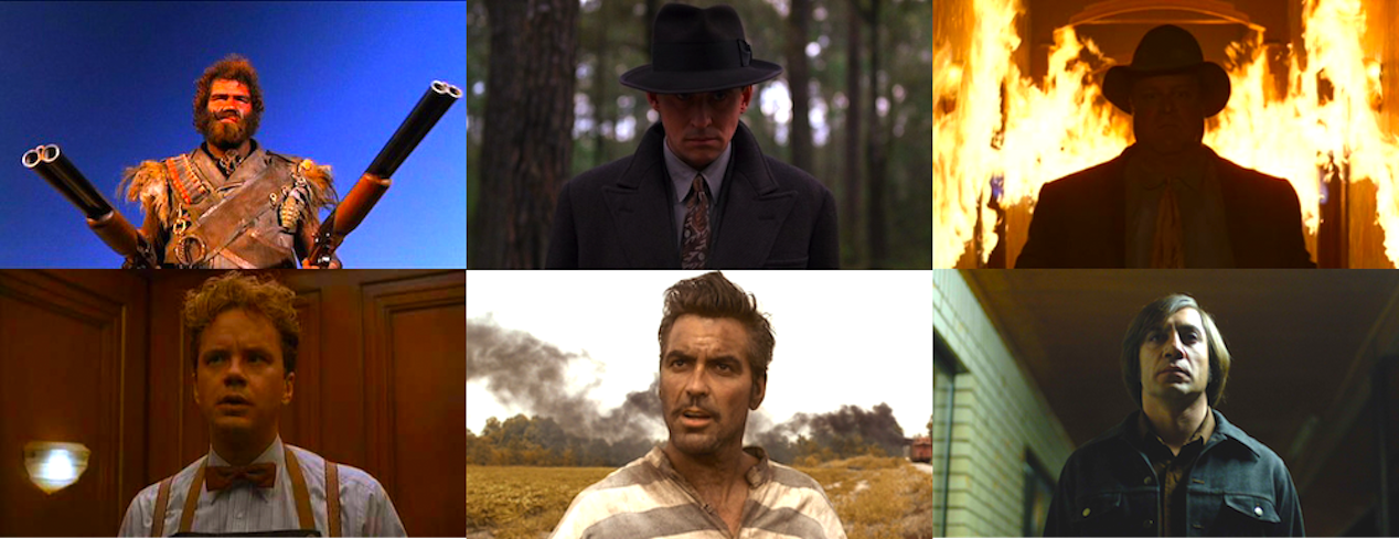 Raising-Arizona-Millers-Crossing-Barton-Fink-The-Hudsucker-Proxy-O-Brother-Where-Art-Thou-No-Country-for-Old-Men