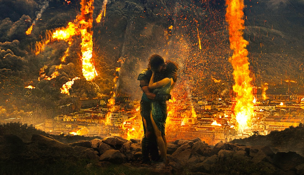 POMPEII (2014), directed by Paul W.S. Anderson