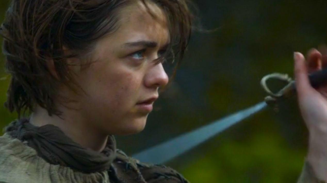 Arya-Maisie-Williams