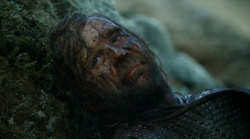 The Hound (Rory McCann) in The Children