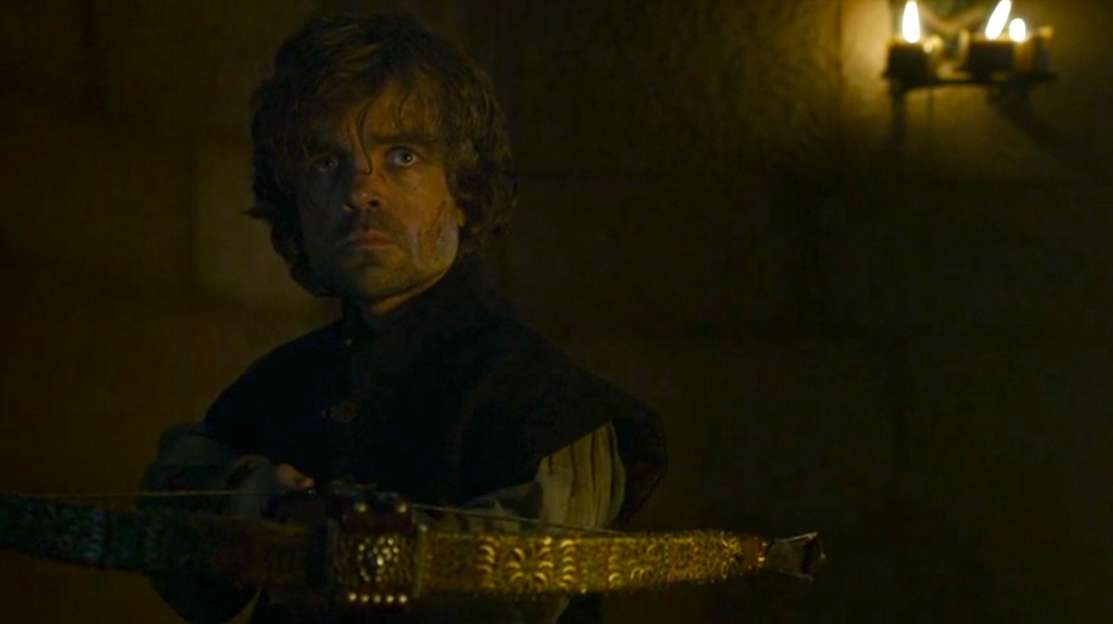Tyrion (Peter Dinklage) in The Children