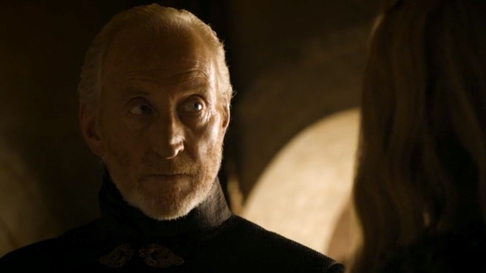 Tywin Lannister (Charles Dance) in The Children