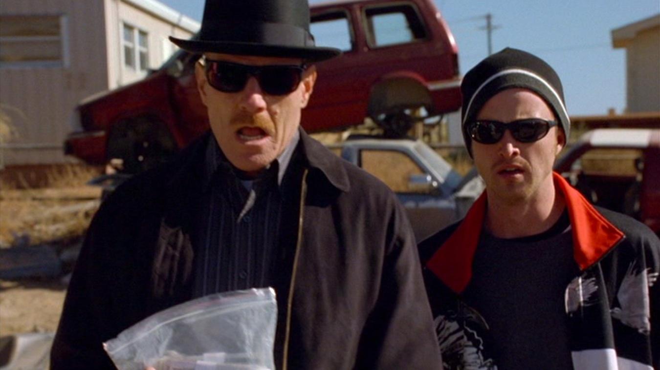 Breaking Bad 1x05-1x07