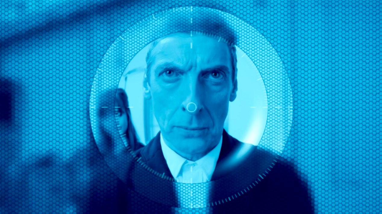 DOCTOR WHO 8x02 - Into the Dalek