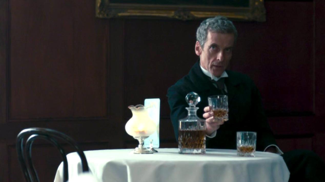 The Twelfth Doctor (Peter Capaldi) in DEEP BREATH