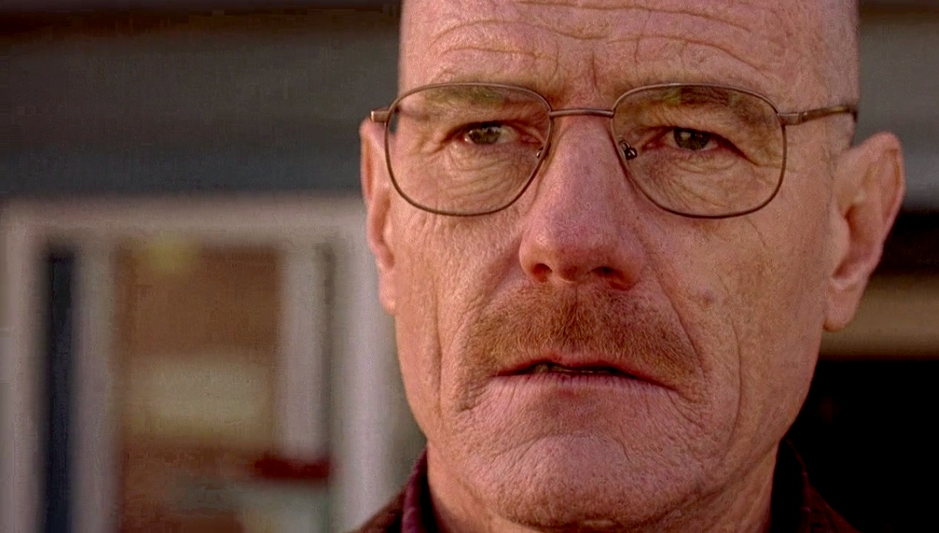 Walter White (Bryan Cranston) in 4 DAYS OUT