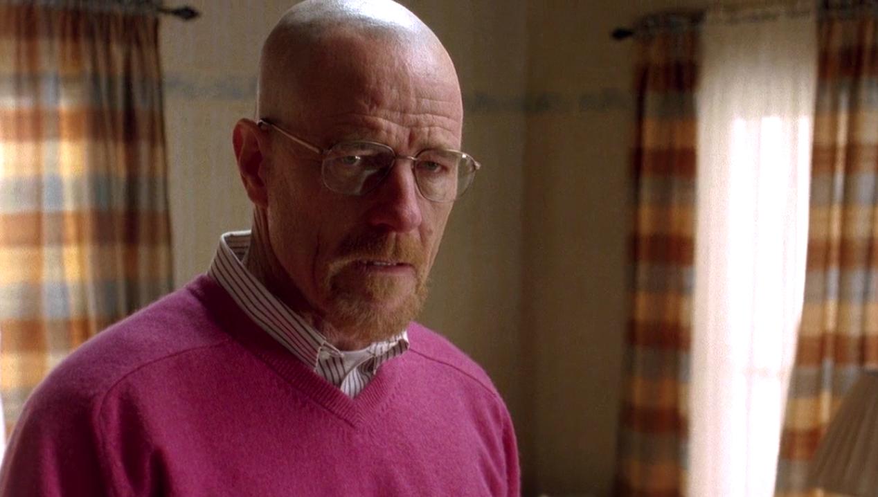 Walter White (Bryan Cranston) in ABQ