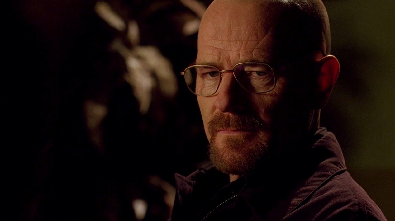 Walter White (Bryan Cranston) in NO MAS