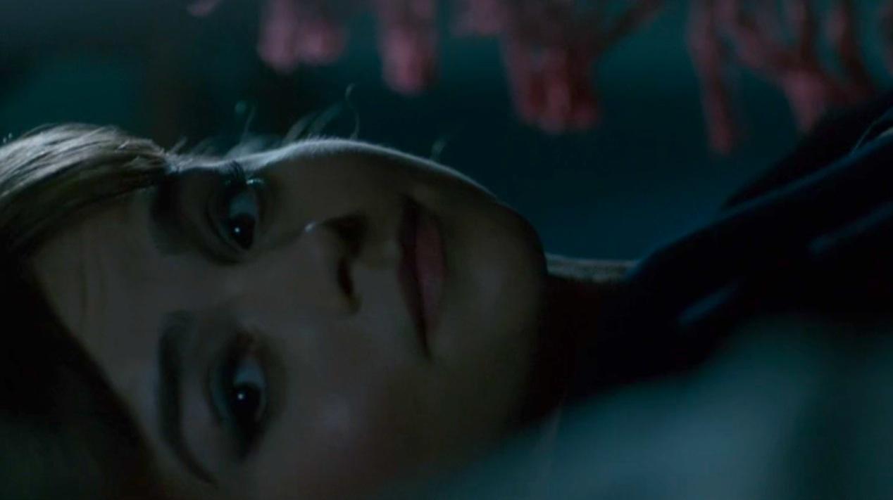 Clara (Jenna Coleman) in LISTEN