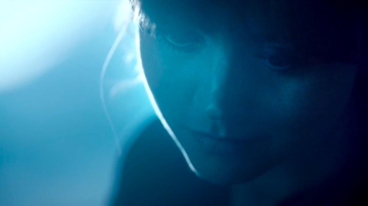 Clara Oswald (Jenna Coleman) in LISTEN