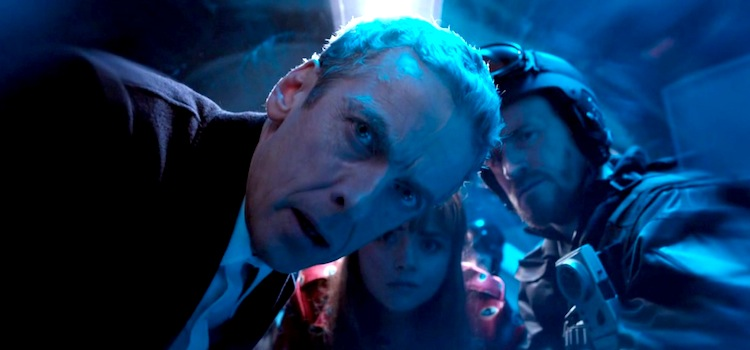 "DOCTOR WHO 8×02 – ""Into the Dalek"""