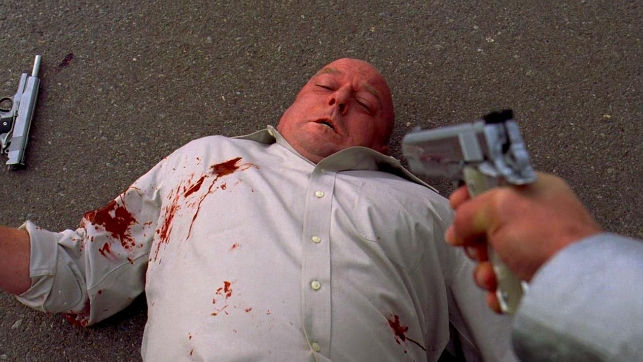 Hank (Dean Norris) in ONE MINUTE