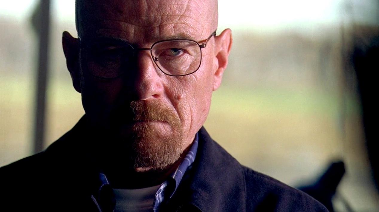 Walt (Bryan Cranston) in KAFKAESQUE