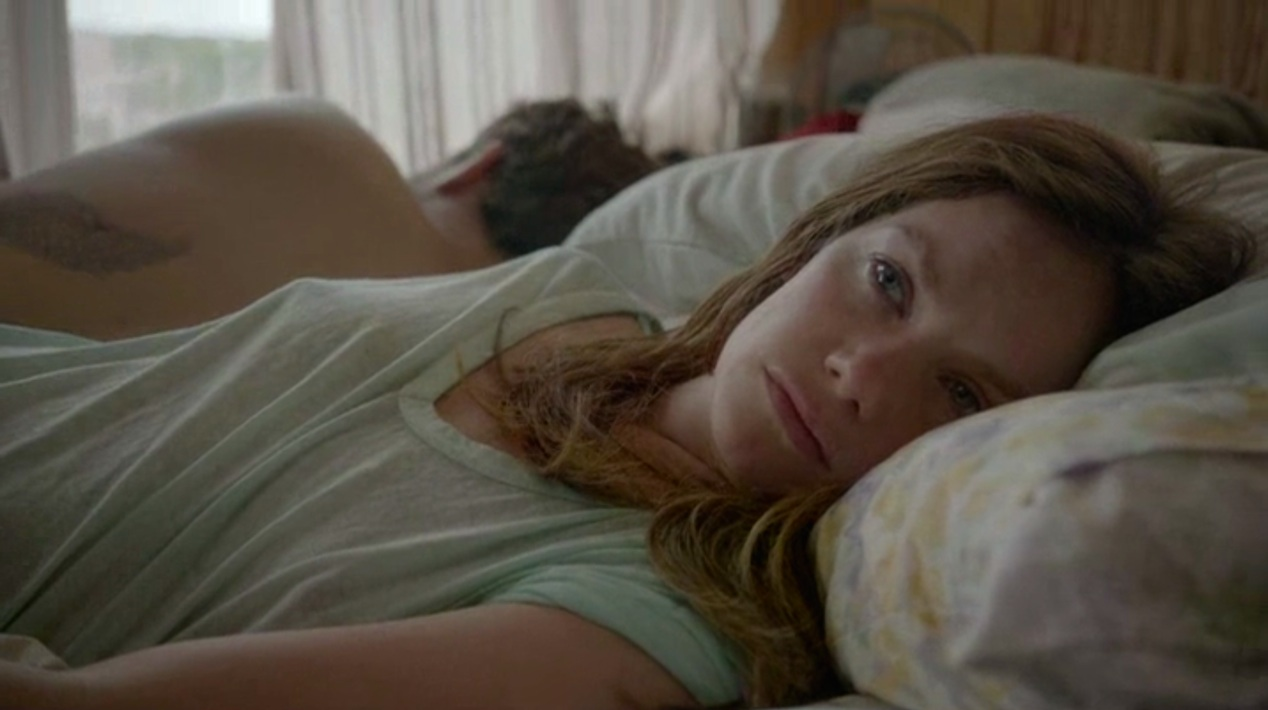 Alison (Ruth Wilson) in The Affair 1x01
