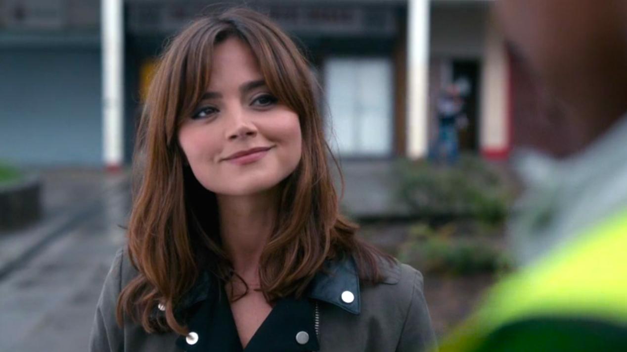 Clara (Jenna Coleman) in FLATLINE