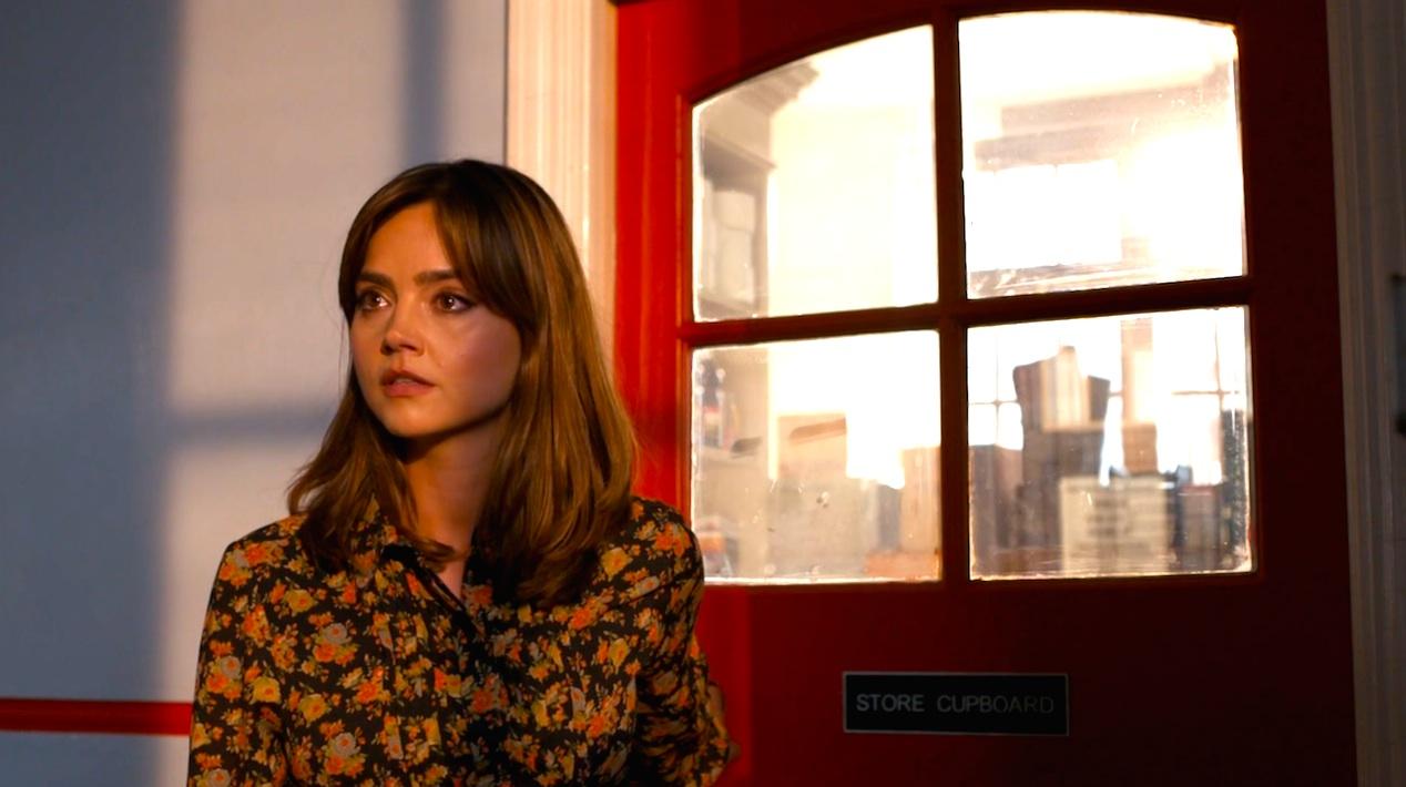 Clara (Jenna Coleman)