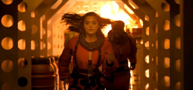 "DOCTOR WHO 8×07 – ""Kill the Moon"""