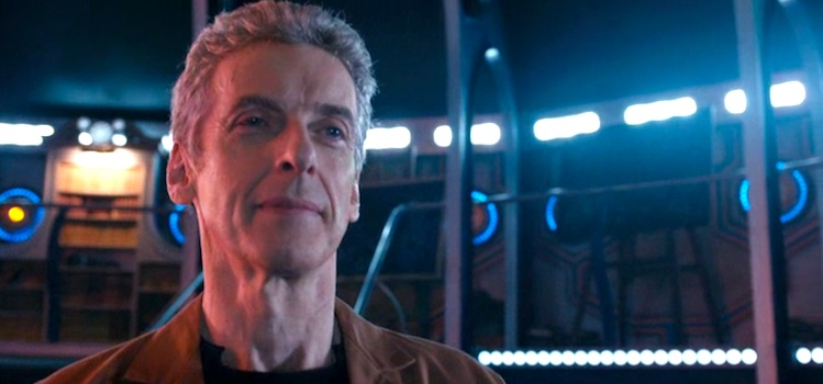 "DOCTOR WHO 8×06 – ""The Caretaker"""