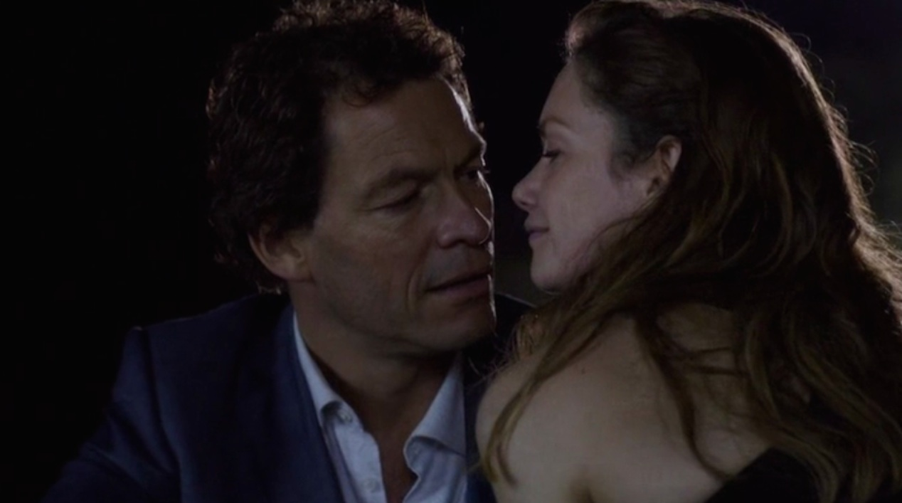 Dominic West and Ruth Wilson in THE AFFAIR 1x02