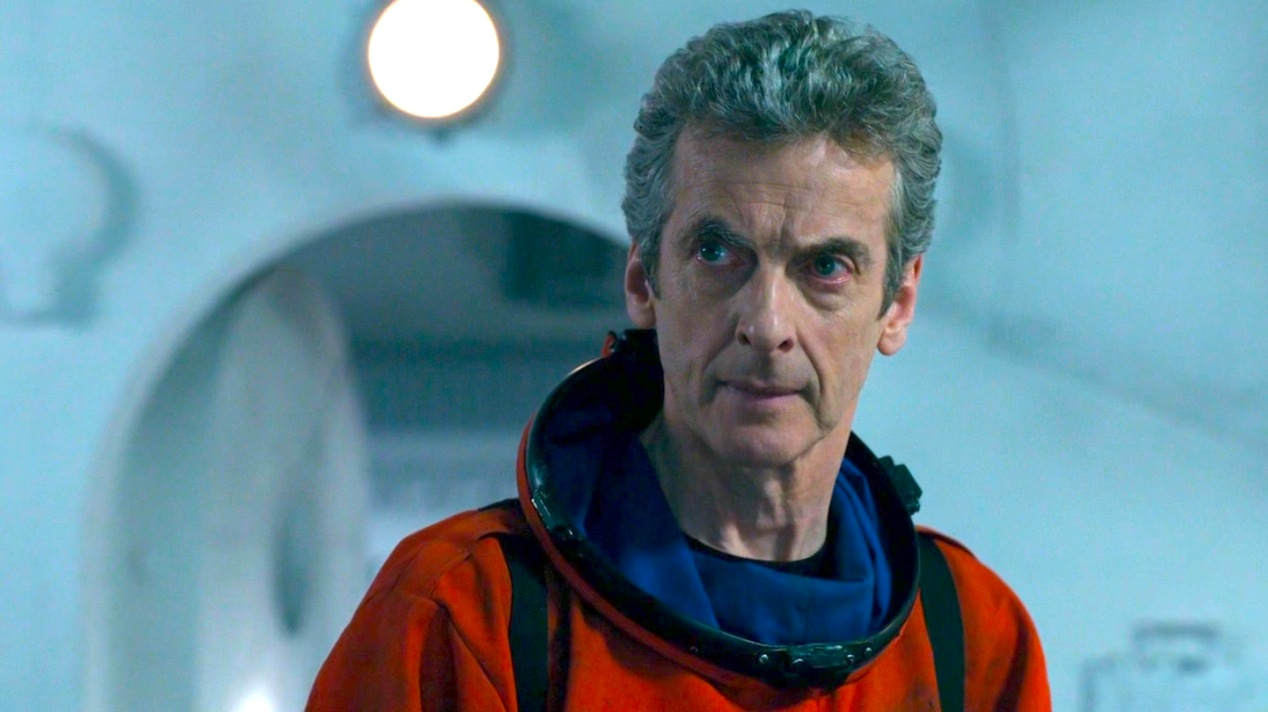 The Doctor (Peter Capaldi) in KILL THE MOON