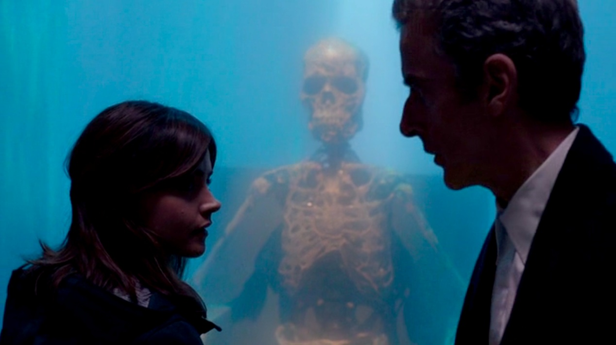 DOCTOR WHO 8x11 - Dark Water