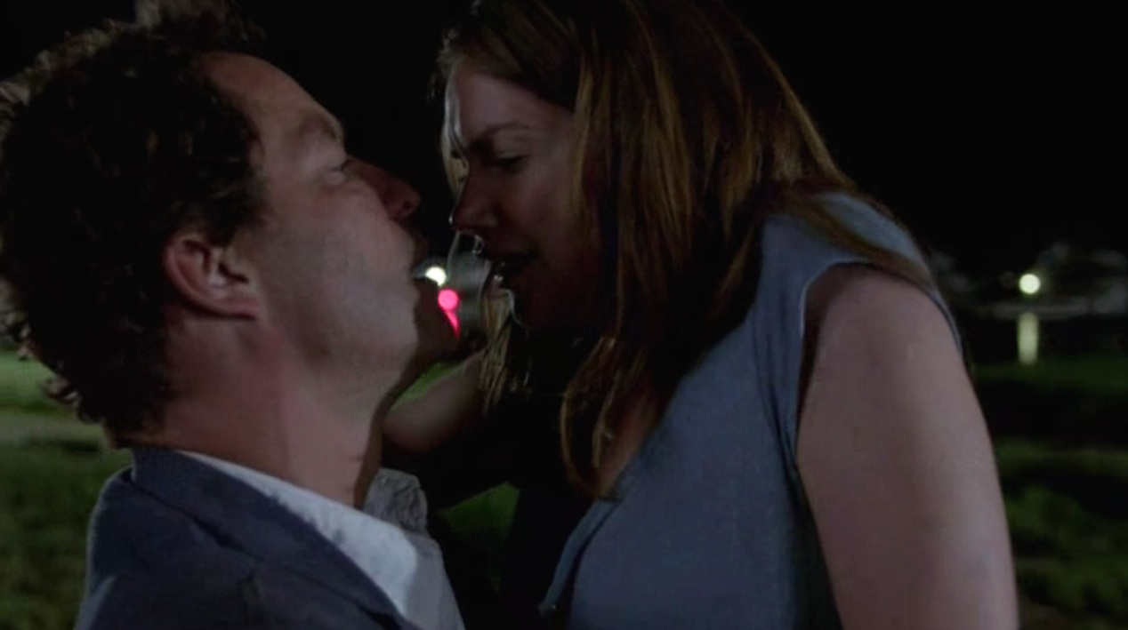 Dominic West and Ruth Wilson in THE AFFAIR 1x03