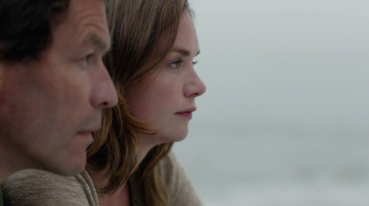 Dominic West and Ruth Wilson in THE AFFAIR 1x04