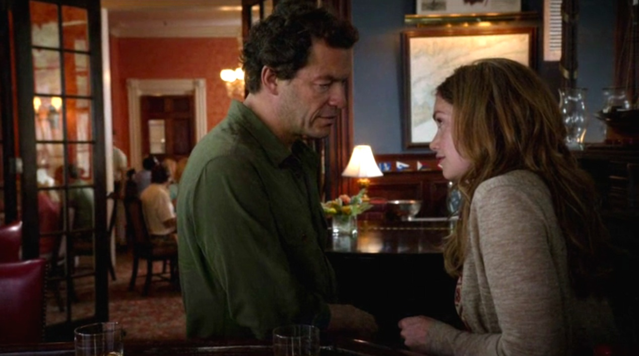 Noah (Dominic West) and Alison (Ruth Wilson) in THE AFFAIR 1x04