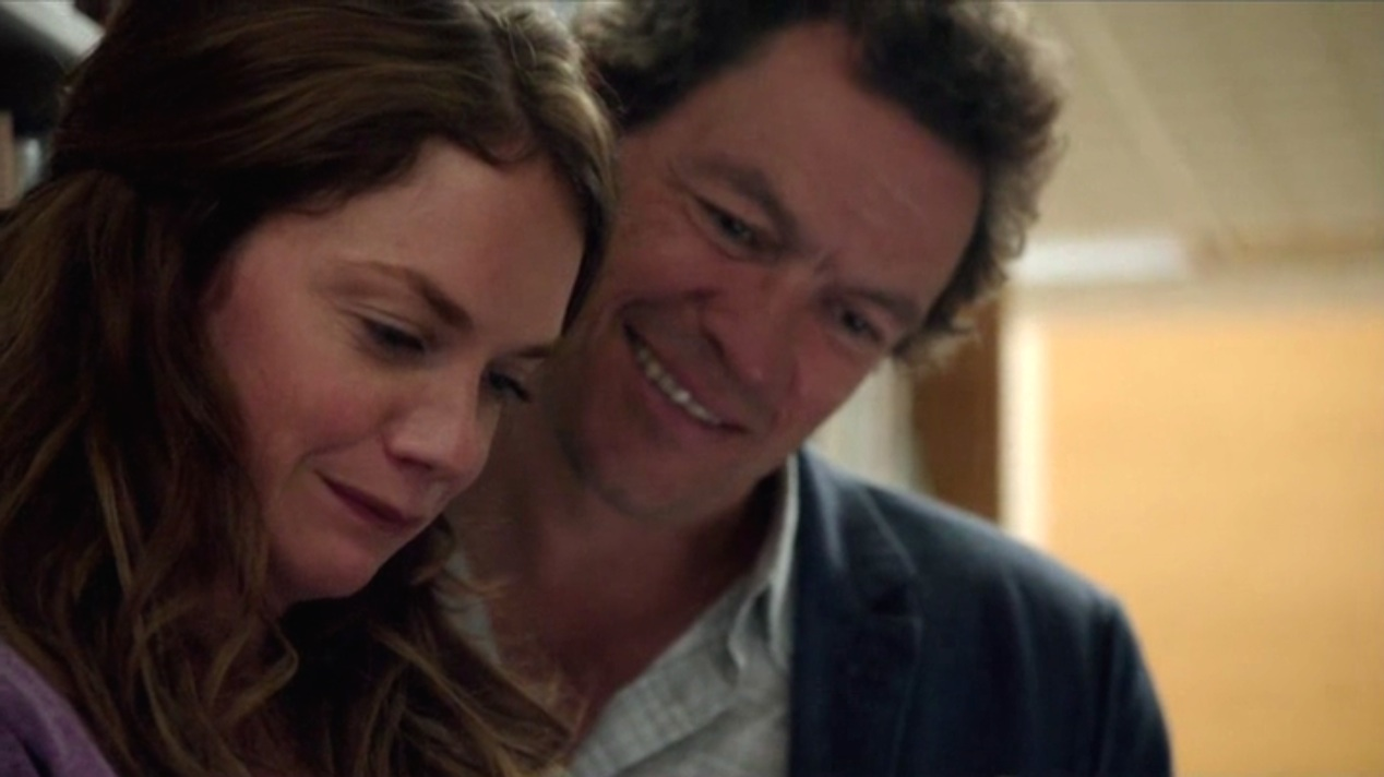 Ruth Wilson and Dominic West in THE AFFAIR 1x03