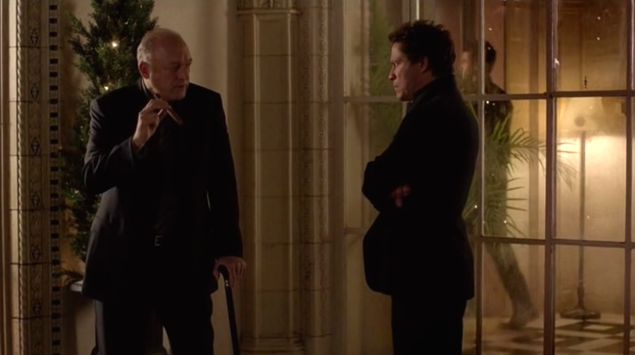 John Doman and Dominic West in THE AFFAIR 1x08