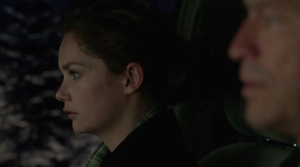 Ruth Wilson and Dominic West in THE AFFAIR 1x08